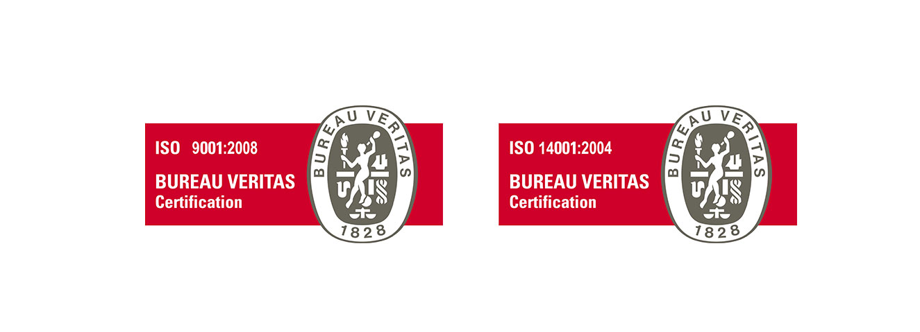 Renovamos nuestras certificaciones de Calidad y Medioambiente